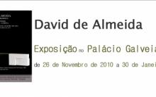 Obra gráfica de David de Almeida