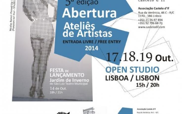 Ateliers Abertos 2014