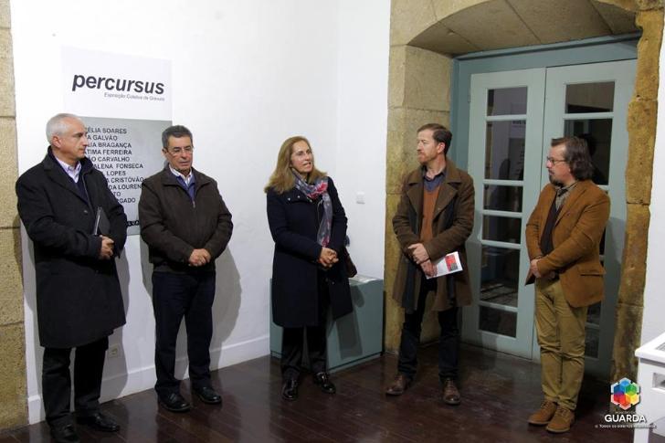 Exposição Percursos - Museu da Guarda - 23 Março 2018
