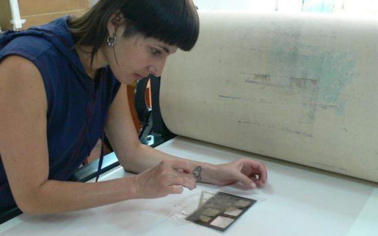 Workshop Teresa Pato, Fátima Ferreira e Isabel Pyrrait