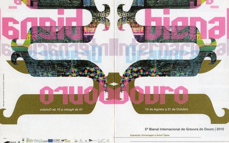 5ª Bienal de Gravura do Douro, Alijó
