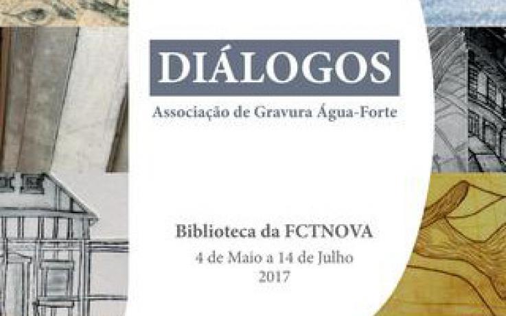 """Exposição Colectiva """"Diálogos"""""""