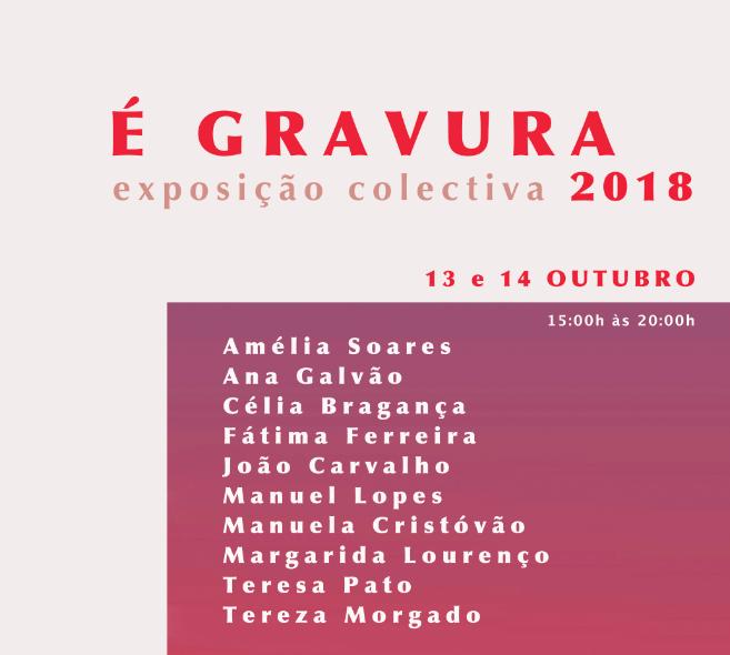 É Gravura 2018