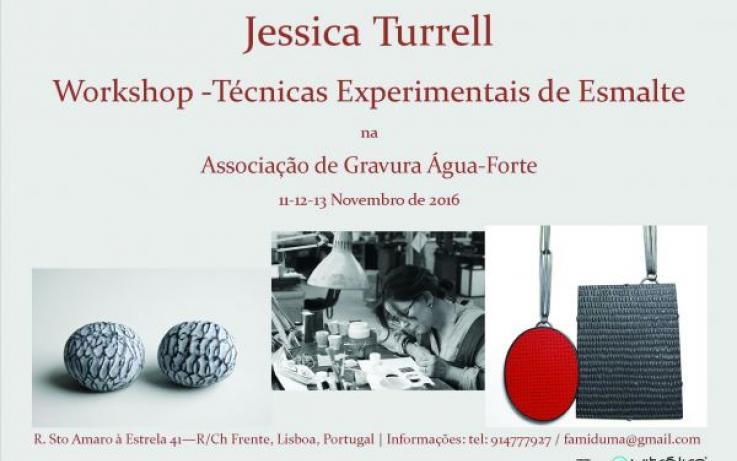 Workshop Jessica Turrell