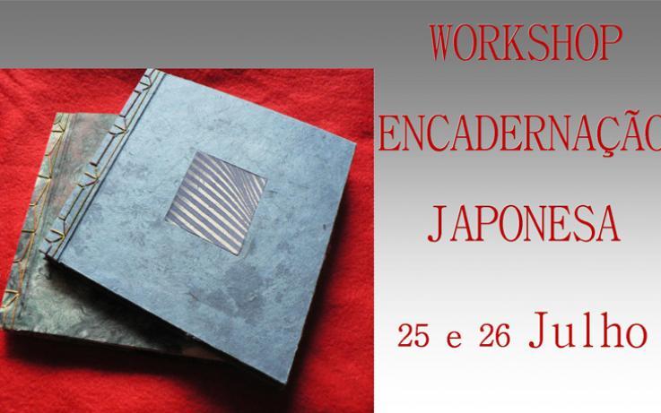 Workshop de Encadernação Japonesa