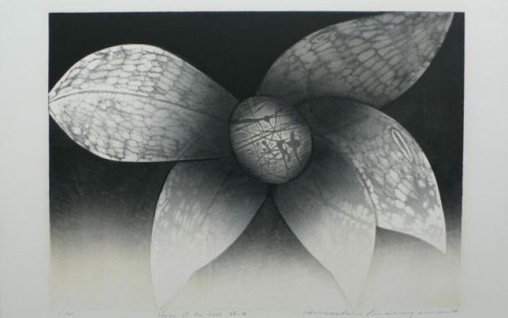 """Hiroshi Maruyama, Exposição Colectiva """"Encontros com o Oriente"""", Lisboa"""