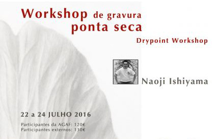 Workshop da técnica de Ponta Seca