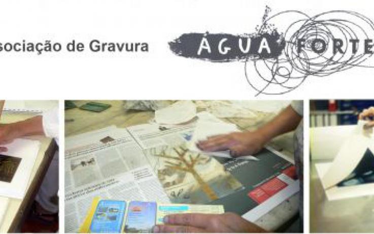 Workshops de Gravura