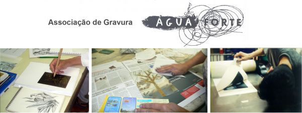 Workshops de Gravura
